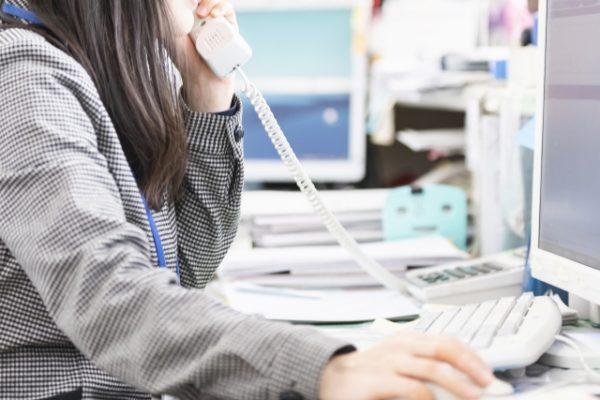 電話サポートは必須!しかも料金に含まれている事!